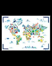 Plakat FINE LITTLE WORLD - Fine Little Day - WADA