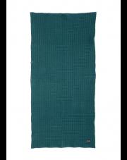 Ręcznik kąpielowy - petrol - ferm LIVING