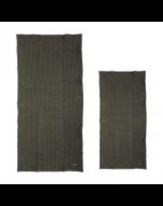 Komplet dwóch ręczników - szary