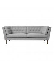 Sofa PAUSE - jasny szary - wełna - Bloomingville