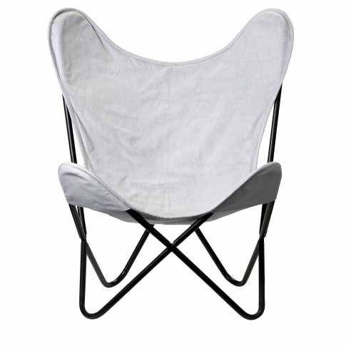 Fotografia, na której jest Krzesło BUTTERFLY - Bloomingville