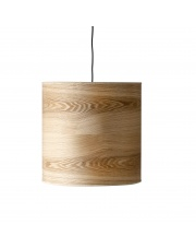 Lampa drewniana wisząca - Bloomingville