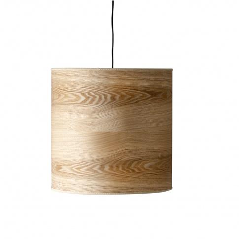 Fotografia, na której jest Lampa drewniana wisząca - Bloomingville