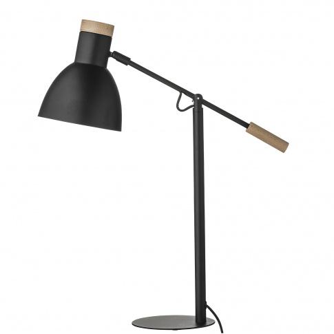 Fotografia, na której jest Lampa czarna matowa - Bloomingville