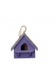 Mały domek dla ptaków