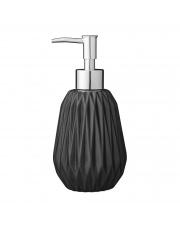 Dozownik do mydła czarny - Bloomingville