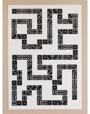 Plakat A3 Domino