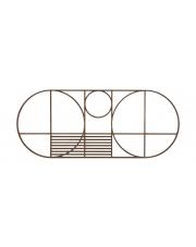 Podkładka dębowa Outline - ferm LIVING