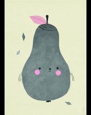 Plakat Gruszka PIRUM PARUM - Fine Little Day