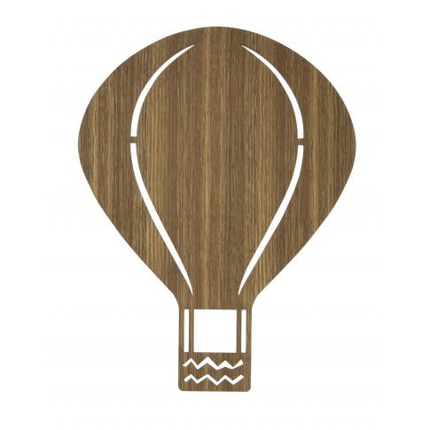 Fotografia, na której jest Lampa BALON - ciemny dąb - ferm LIVING