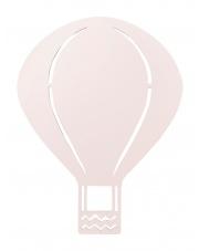 Lampa BALON - różowa - ferm LIVING