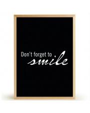 Plakat SMILE - FOX ART STUDIO