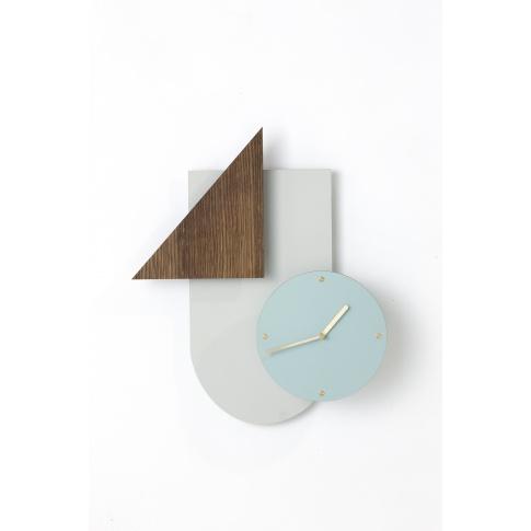 Fotografia, na której jest Skandynawski zegar ścienny Wall Wonder