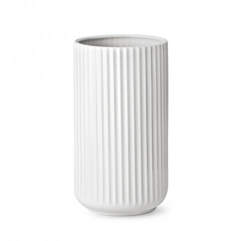 Fotografia, na której jest Wazon porcelanowy biały - różne rozmiary - Lyngby