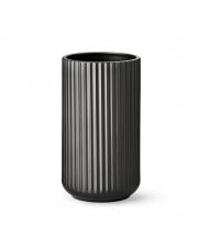 Wazon porcelanowy czarny - różne rozmiary - Lyngby