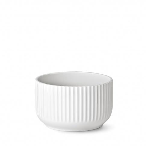 Fotografia, na której jest Miska porcelanowa biała - różne rozmiary - Lyngby