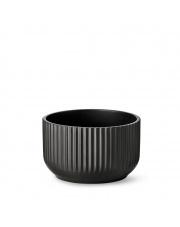 Miska porcelanowa czarna - różne rozmiary - Lyngby