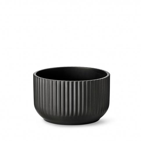 Fotografia, na której jest Miska porcelanowa czarna - różne rozmiary - Lyngby