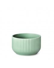 Miska porcelanowa zielona - różne rozmiary - Lyngby