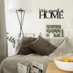 Fotografia, na której jest Napis na ścianę MAKE YOURSELF AT HOME - DekoSign