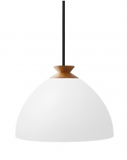 Lampa Bright Bloom - biała - Nordic Tales