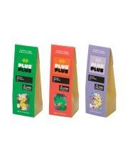 Klocki Plus Plus - Mini - 100 szt. - różne kolory