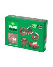 Klocki Plus Plus - Mini Basic - 220 szt. | 3 w 1
