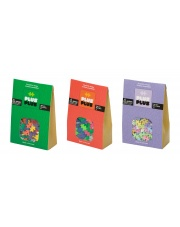 Klocki Plus Plus - Mini - 300 szt. - różne kolory