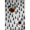 Fotografia, na której jest Obrus świąteczny Forest