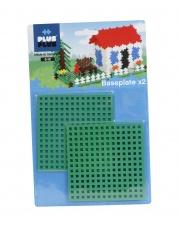 Klocki Plus Plus - Płytki Konstrukcyjne - 2 szt.