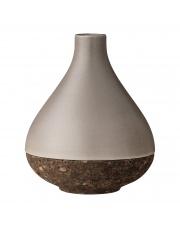 Wazon ceramiczny szary - Bloomingville