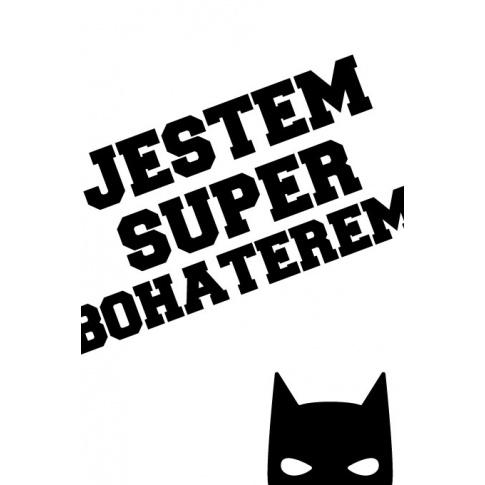 Fotografia, na której jest HERO 4 | plakat do pokoju dziecięcego - Pastelowelove