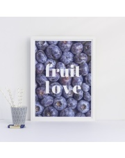 Plakat FRUIT LOVE - Follygraph