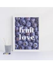 Plakat FRUIT LOVE - Follygraph