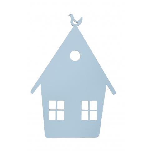 Fotografia, na której jest Lampa DOMEK - błękitna - ferm LIVING