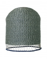 Klosz pleciony BRAIDED LAMPSHADE - wysoki - ferm LIVING