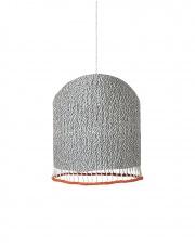KOMPLET | Lampa pleciona BRAIDED LAMPSHADE - średnia