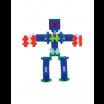 Fotografia, na której jest Klocki Plus Plus - Mini Neon - 70 szt. | ROBOT