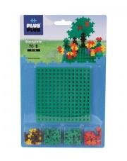 Klocki Plus Plus - Mini Basic - 70 szt. | PTAKI i płytka konstrukcyjna