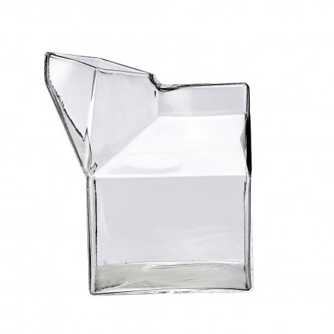 Fotografia, na której jest Mlecznik szklany KARTONIK - Bloomingville