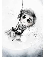 Plakat 50x70 - Mojo Graffi | ADI