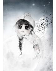 Plakat 50x70 - Mojo Graffi | FLOLINA