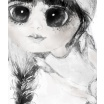 Fotografia, na której jest Plakat 50x70 - Mojo Graffi | FLOLINA