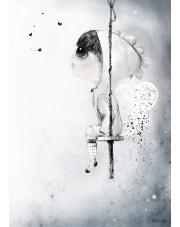 Plakat 50x70 - Mojo Graffi | MITAL