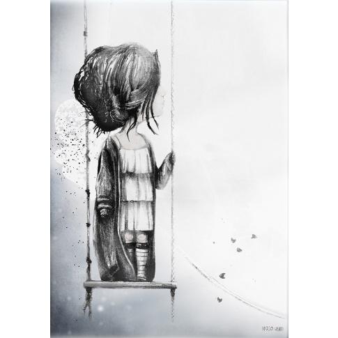 Fotografia, na której jest Plakat 50x70 - Mojo Graffi | ELIA