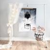 Fotografia, na której jest Plakat 50x70 - Mojo Graffi | MIKA