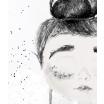 Fotografia, na której jest Plakat 50x70 - Mojo Graffi | LILU