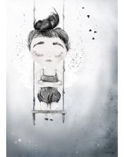 Plakat 50x70 - Mojo Graffi | LILU
