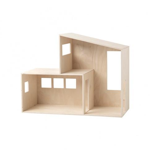 Fotografia, na której jest Domek dla lalek Miniaturowy FUNKIS - ferm LIVING | Mały