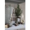 Fotografia, na której jest Dekoracja mosiężna CHOINKA WINTERLAND - ferm LIVING | outline